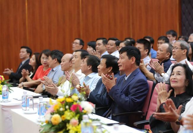 Lễ kỷ niệm 40 năm thành lập Viện Phim Việt Nam - Ảnh 1.