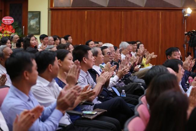 Lễ kỷ niệm 40 năm thành lập Viện Phim Việt Nam - Ảnh 4.