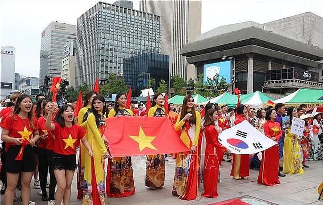 Lễ hội Văn hóa Việt Nam tại Hàn Quốc - Ảnh 2.