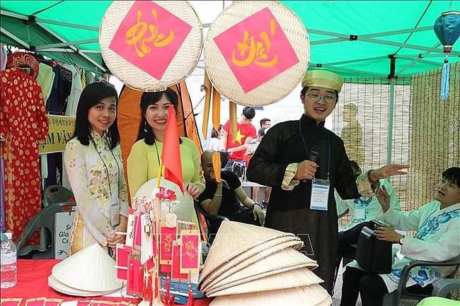 Lễ hội Văn hóa Việt Nam tại Hàn Quốc - Ảnh 3.