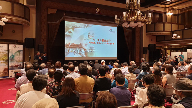 Chương trình giới thiệu du lịch Việt Nam tại Kanagawa, Nhật Bản - Ảnh 2.