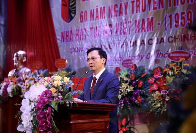Lễ kỷ niệm 60 năm ngày truyền thống Nhà hát Tuồng Việt Nam - Ảnh 2.