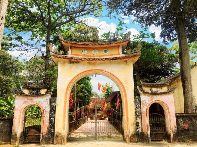 Bộ VHTTDL cho ý kiến về Thiết kế bản vẽ thi công bảo tồn, tôn tạo di tích Đền Hồng Long và phục dựng Tháp Nhạn, tỉnh Nghệ An - Ảnh 1.