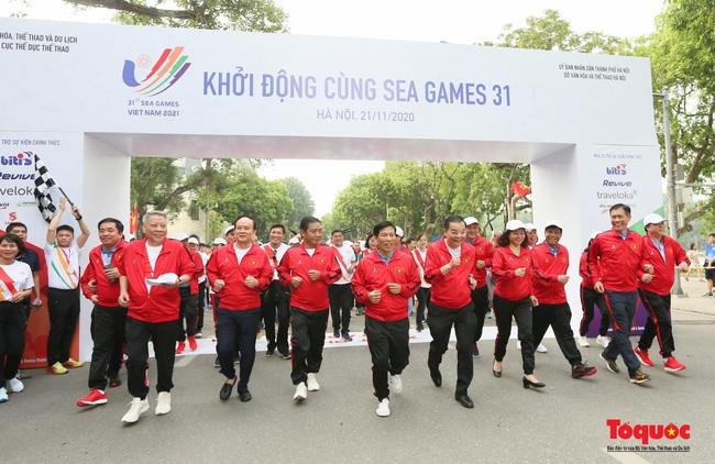 Khởi động cùng SEA Games 31 - Việt Nam sẵn sàng cho Đại hội thể thao lớn nhất Đông Nam Á  - Ảnh 8.