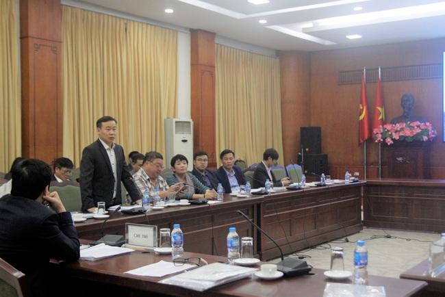 """Hội thảo """"Nghiên cứu khai quật và phát huy giá trị tài liệu hiện vật tàu cổ đắm ở vùng biển Việt Nam"""" - Ảnh 1."""