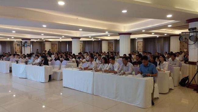 Tập huấn bồi dưỡng kiến thức chuyên môn nghiệp vụ trong lĩnh vực VHTTDL - Ảnh 1.