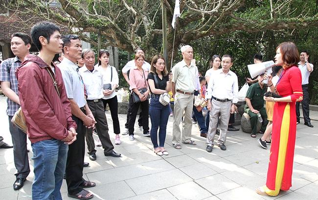 Phú Thọ: Nâng cao chất lượng nguồn nhân lực ngành du lịch - Ảnh 2.