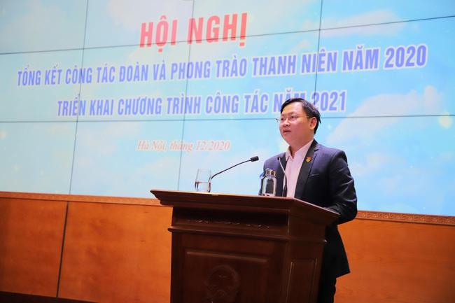 Đoàn Thanh niên Cộng sản Bộ VHTTDL tổ chức Hội nghị tổng kết công tác đoàn và phong trào thanh niên năm 2020, triển khai chương trình công tác năm 2021 - Ảnh 2.