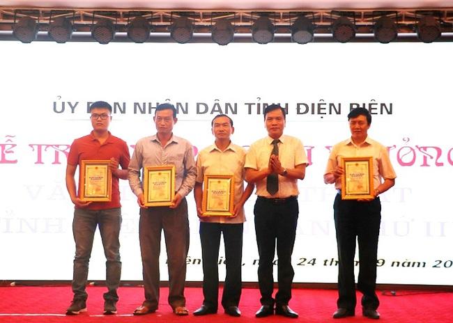 21 tác phẩm được trao Giải thưởng Văn học, Nghệ thuật tỉnh Điện Biên lần thứ III - Ảnh 3.