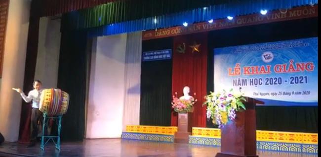 Cao đẳng Văn hóa nghệ thuật Việt Bắc khai giảng năm học mới 2020 – 2021 - Ảnh 2.