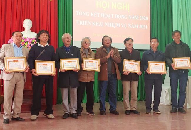 Hội VHNT Lâm Đồng: Nhiều hoạt động bám sát thực tiễn phục vụ nhiệm vụ chính trị - Ảnh 1.