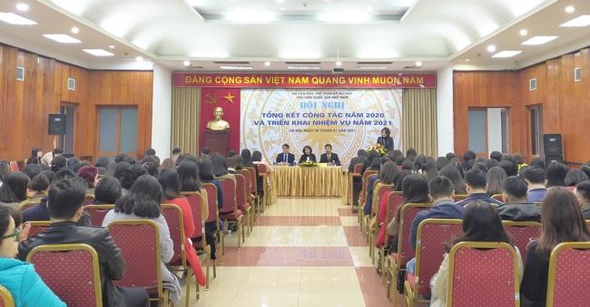 Thư viện Quốc gia Việt Nam - Khẳng định vai trò trung tâm trong hệ thống thư viện cả nước - Ảnh 3.