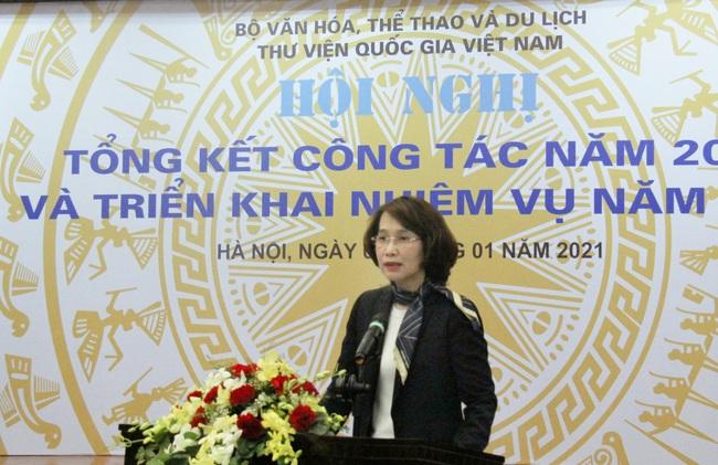 Thư viện Quốc gia Việt Nam - Khẳng định vai trò trung tâm trong hệ thống thư viện cả nước - Ảnh 2.