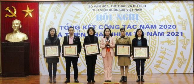 Thư viện Quốc gia Việt Nam - Khẳng định vai trò trung tâm trong hệ thống thư viện cả nước - Ảnh 4.