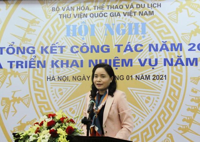 Thư viện Quốc gia Việt Nam - Khẳng định vai trò trung tâm trong hệ thống thư viện cả nước - Ảnh 1.