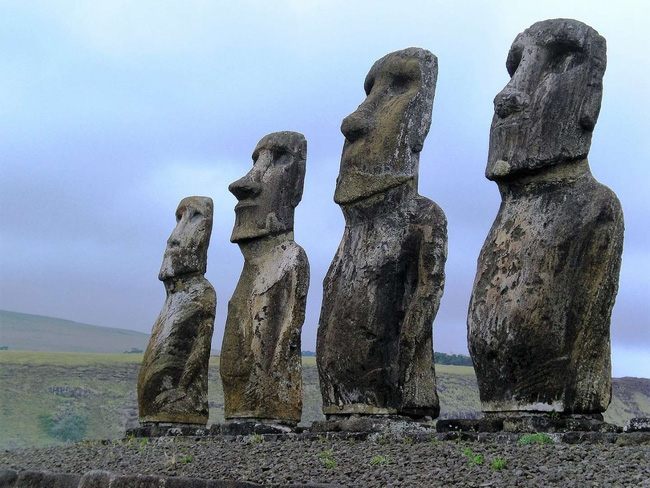Những phát hiện khảo cổ ấn tượng nhất thế giới - Ảnh 1.