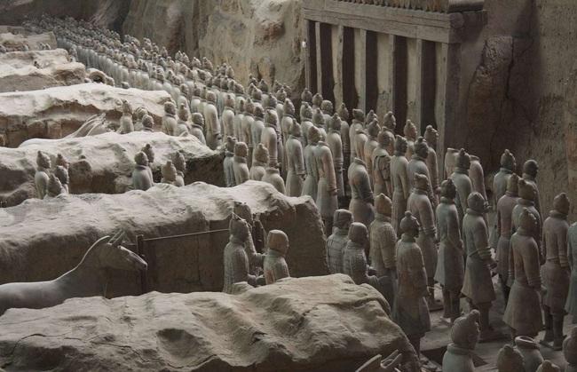 Những phát hiện khảo cổ ấn tượng nhất thế giới - Ảnh 11.