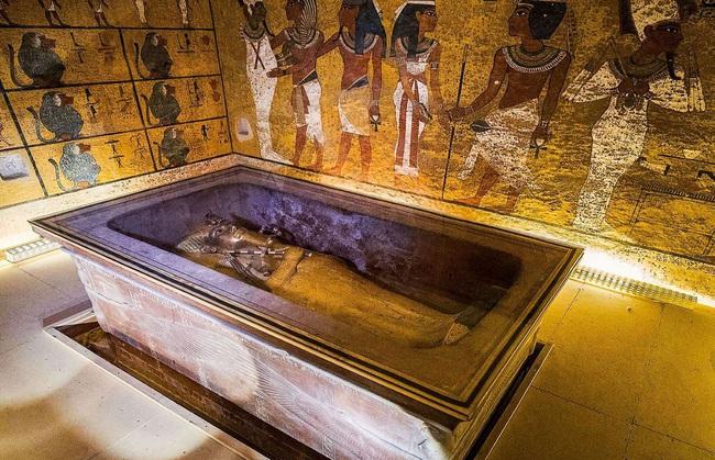 Những phát hiện khảo cổ ấn tượng nhất thế giới - Ảnh 13.