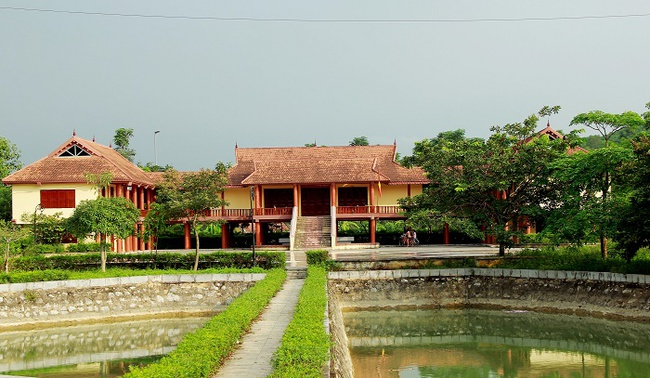 Chỉnh trang khu tượng đài và nhà trưng bày di tích lịch sử Chiến khu Ngọc Trạo, tỉnh Thanh Hóa - Ảnh 1.