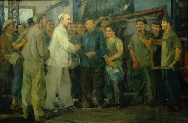 Tỏa sáng tư tưởng, đạo đức, phong cách Hồ Chí Minh, khơi dậy và thực hiện khát vọng phát triển đất nước phồn vinh, hạnh phúc - Ảnh 1.