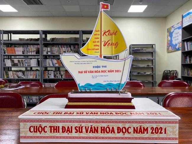 Sôi nổi vòng Sơ khảo Cuộc thi Đại sứ Văn hóa đọc năm 2021 - Ảnh 1.
