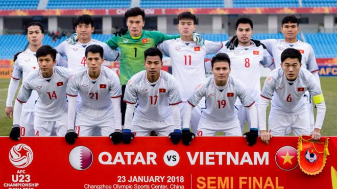 U23 Việt Nam đã vô địch trong lòng người hâm mộ! - ảnh 1
