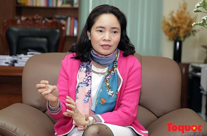 Bà Trịnh Thị Thuỷ được bổ nhiệm chức vụ Thứ trưởng Bộ Văn hóa, Thể thao và Du lịch - ảnh 1