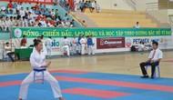 Mở lớp bồi dưỡng hướng dẫn viên và trọng tài môn Karate, Vovinam, Taekwondo, Võ cổ truyền tỉnh Đồng Tháp
