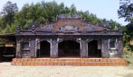 Quảng Ngãi trùng tu, sửa chữa Di tích kiến trúc nghệ thuật Đình Thi Phổ