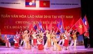 Đặc sắc Chương trình biểu diễn nghệ thuật của Đoàn nghệ thuật Quốc gia Lào