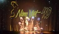 """Nhà hát Tuổi trẻ ra mắt chương trình nghệ thuật """"Nàng Việt 4.0"""""""
