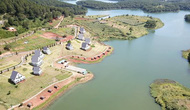 Xử lý dứt điểm các vi phạm tại Khu du lịch quốc gia hồ Tuyền Lâm