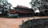 Thỏa thuận Báo cáo kinh tế - kỹ thuật tu bổ, tôn tạo di tích Đền An Liệt