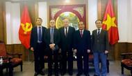 Thứ trưởng Lê Khánh Hải tiếp đặc phái viên của Tổng thống Liên bang Nga