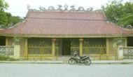 Thỏa thuận Báo cáo kinh tế - kỹ thuật tôn tạo di tích đình Diên Lộc