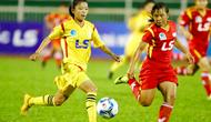 Điều chỉnh thể thức Giải bóng đá nữ vô địch quốc gia năm 2019