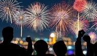 TP.HCM: 6 điểm bắn pháo hoa dịp Tết Dương lịch 2019, Kỷ Hợi