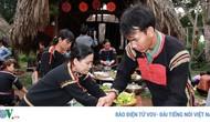 Đặc sắc Ngày hội ẩm thực mừng năm mới ở Đắk Lắk