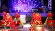 Bình Thuận: Du khách quốc tế từng bừng đón năm mới 2019 tại Phan Thiết
