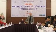 Họp báo giới thiệu về Hội chợ du lịch quốc tế Việt Nam VITM Hà Nội 2019