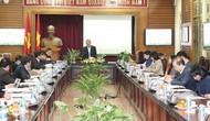 Hội nghị lần thứ 15 Ban chấp hành Đảng bộ Bộ VHTTDL