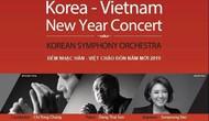 Hòa nhạc Việt – Hàn chào  đón năm mới 2019