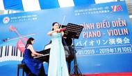 Đưa âm nhạc Nhật Bản đến với học sinh thành phố Đà Nẵng