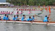 Nhiều hoạt động tại Lễ hội Vịnh Xuân Đài thị xã Sông Cầu năm 2019
