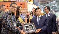 Bộ trưởng Nguyễn Ngọc Thiện thăm Hội chợ Du lịch Travex 2019