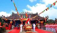 Bộ VHTTDL thỏa thuận việc tu bổ, phục hồi di tích đền Ngô Miễn, Vĩnh Phúc