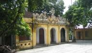 Thẩm định Báo cáo kinh tế - kỹ thuật tu bổ, tôn tạo di tích đền Gốm, xã Cổ Thành, thị xã Chí Linh