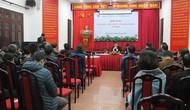 Ban Quản lý Làng Văn hóa - Du lịch các dân tộc Việt Nam: Phát động phong trào thi đua thực kiện kế hoạch công tác năm 2019