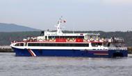 Bình Thuận: Đưa vào hoạt động tàu cao tốc hai thân tuyến Phan Thiết - Phú Quý phục vụ du khách
