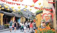 Nhiều hoạt động văn hóa tại Hội Tết Nguyên Đán ở Hội An
